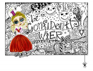 The Best Weird Coloring Pages