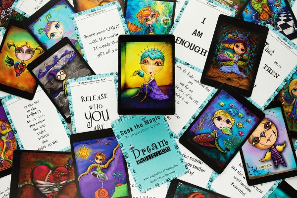 Dream Inspiration Card Grouping