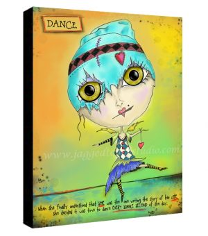 Dance Canvas Sample