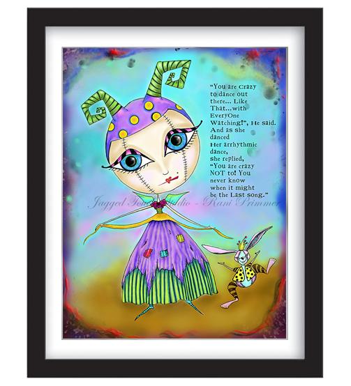 Dance This Life Framed Sample