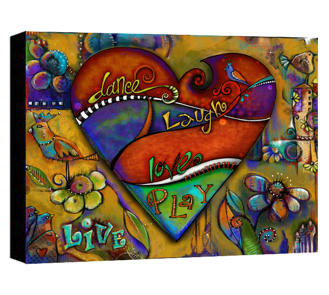 LIVE Canvas Sample