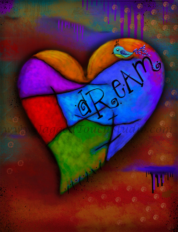 Dream Heart - Everything is Possible Series