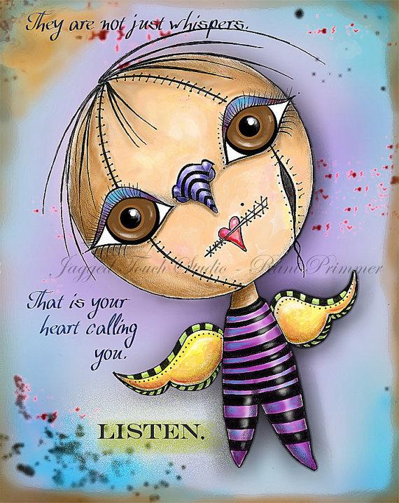 Listen Print