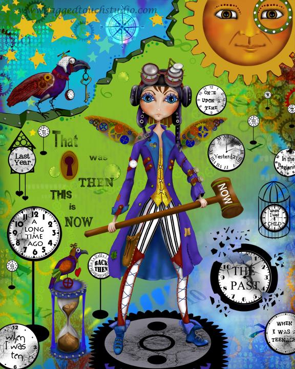 time traveler WM72